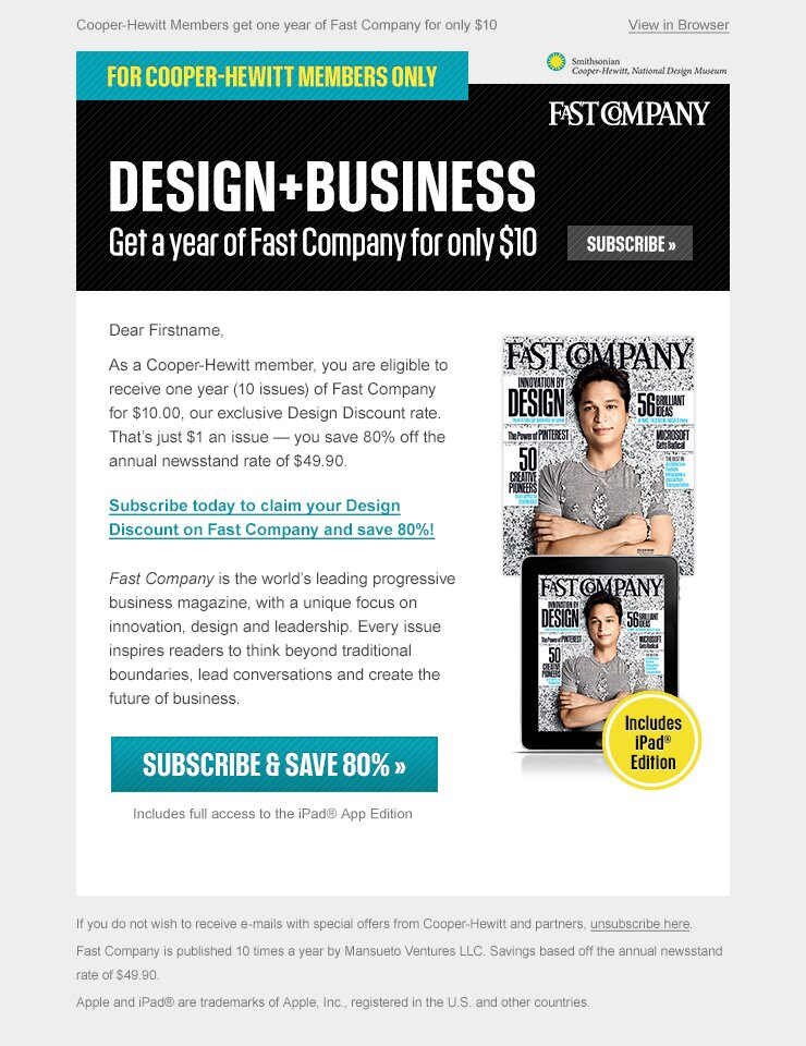 Just one of several emails I\'ve either designed or coded partnering with ChristianDrury.com